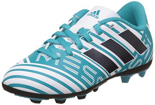 Ink Multicolore Scarpe J ftwr Messi Calcio Allenamento Nemeziz Blue White Adidas Fxg energy 74 Per Bambino legend qwvn6HnX4
