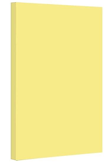 amazon com color cardstock paper 67 vellum bristol sizes 8 5 x
