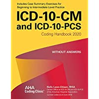 ICD-10-CM and ICD-10-PCS Coding Handbook, without Answers, 2020 Rev. Ed.