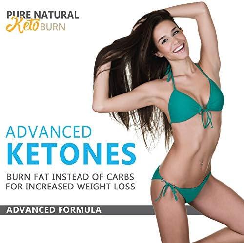 Advanced Ketones - Advanced Formula - Keto Diet Pills - Boost Ketosis with These Magnesium Bhb Exogenous Ketones - Burn More Fat - Burn Fat Faster - Stay in Ketosis Longer - Feel Mentally Focused 6