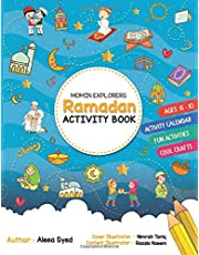 Momin Explorers Ramadan Activity Book