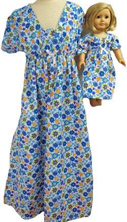 一致する少女と人形青花Nightgownサイズ7 B00ZNAHST8 B00ZNAHST8, ワイシャツとネクタイ専門店ビズモ:5133fcfb --- arvoreazul.com.br