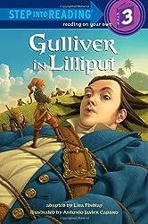 Gulliver in Lilliput