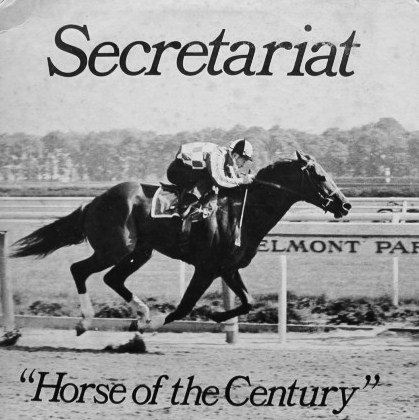 Secretariat: Horse Of The Century. LP (Secretariat Wins)