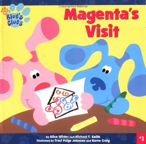 Magentas Visit Turtleback School Library Binding Edition