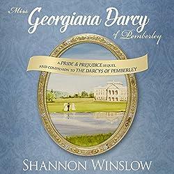 Miss Georgiana Darcy of Pemberley