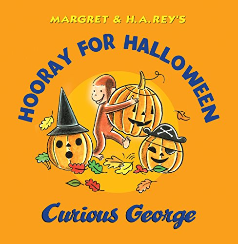 Hooray for Halloween, Curious George -