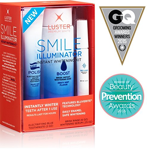 Smile Illuminator Instant Whitening Kit