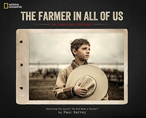 """What began as an ode to the American farmer has evolved into an anthem to an iconic American way of life. Inspiring and moving, the book follows the themes of the heartwarming speech by legendary radio commentator Paul Harvey, """"So God Made a Farmer.""""..."""