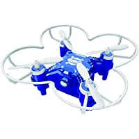 BESSKY FQ777 124+ 4CH 6-Axis Gyro RTF 3D Eversion RC Pocket Quadcopter Drone Toy(Blue )