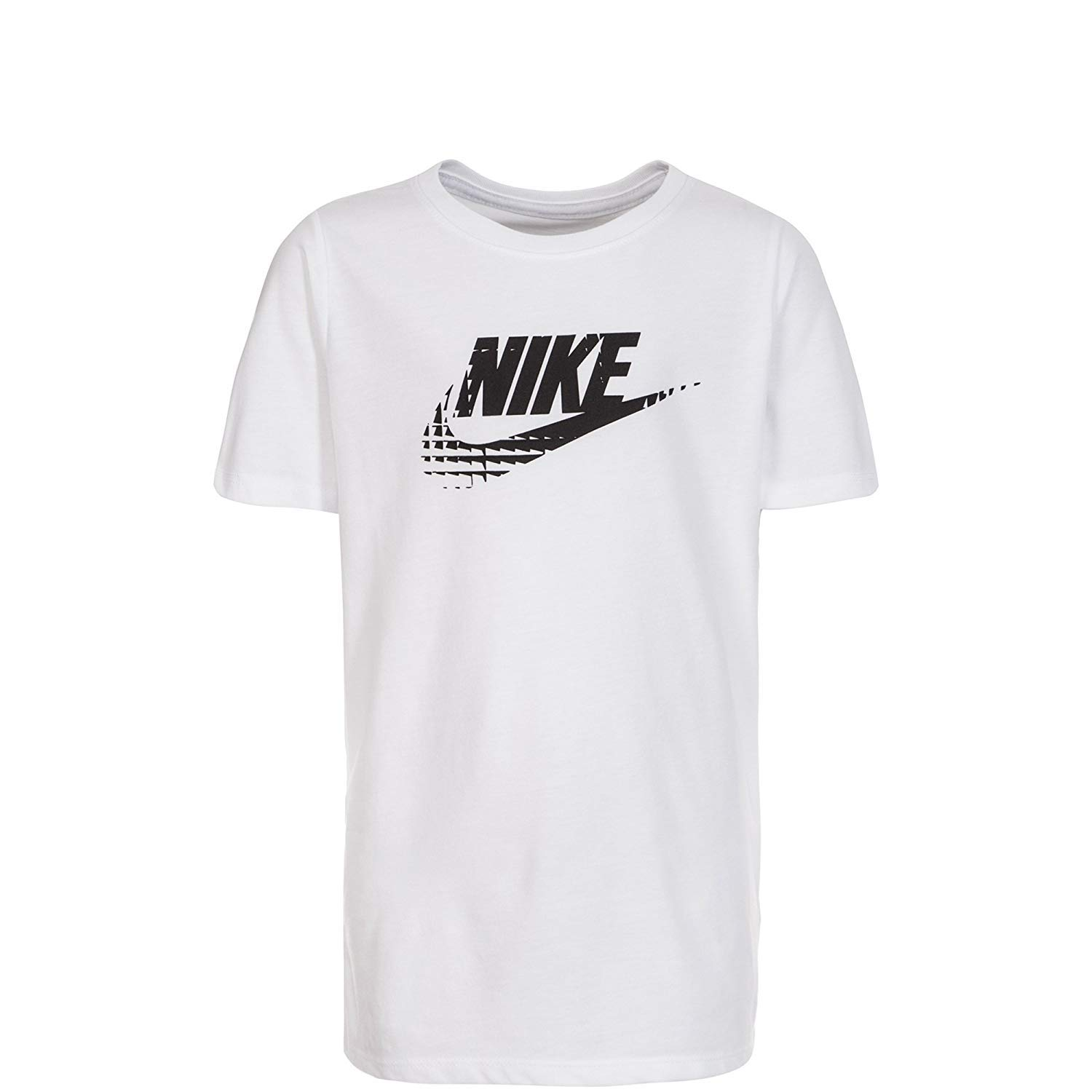46712dd1 Amazon.com: NIKE Kids' Sportswear Futura T-Shirt: Sports & Outdoors