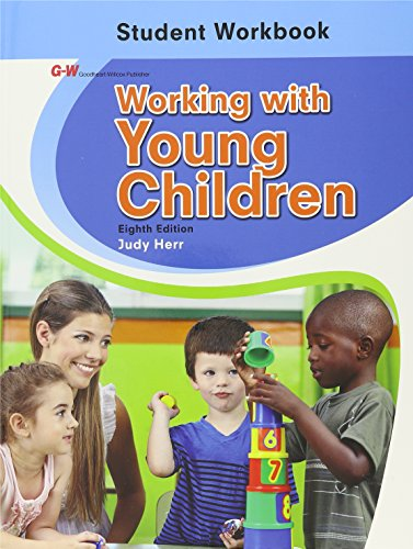Working with Young Children Student Workbook