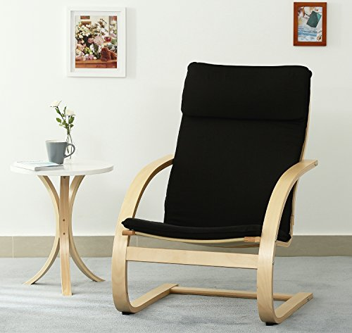 Comfortable Kitchen Chairs: Orolay Comfortable Relax Chair Lounge Chair With Armrest