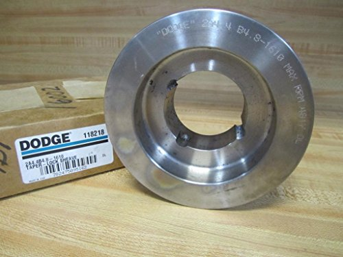 Dodge 118218 Taper-Lock Sheave 2A4.4B4.8-1610 (Taperlock Pulley)