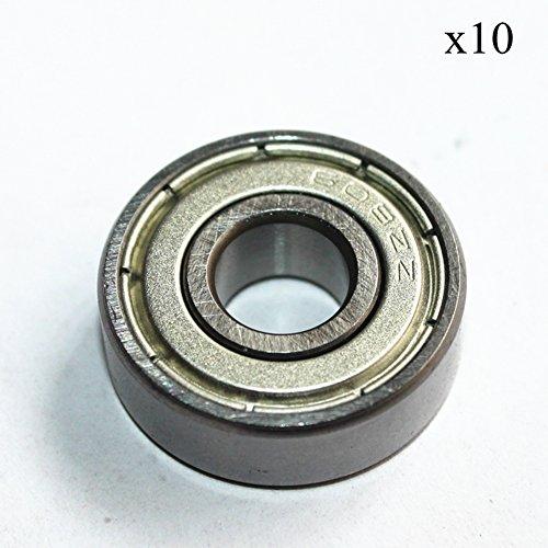 Fatherson-608zz-8mmx22mmx7mm-Carbon-steel-super-fine-Bearings-Hand-Spinner-Fidget-Spinner-Counterweight