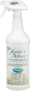 Nature Defense Concentrate Fly Repellent Spray