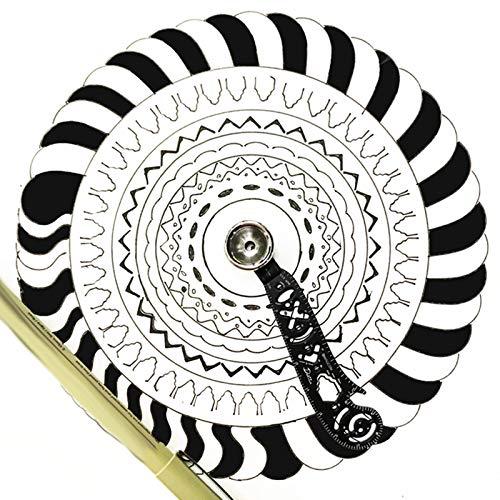 Koisy Herramienta Multifuncional de la Llave del Acero Inoxidable del abrebotellas del Dibujo de la funci/ón