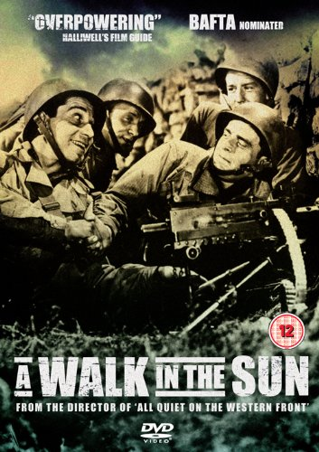 A Walk in the Sun (1945 film) A Walk in the Sun DVD Amazoncouk Dana Andrews Richard Conte