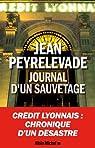 Journal d'un sauvetage par Peyrelevade