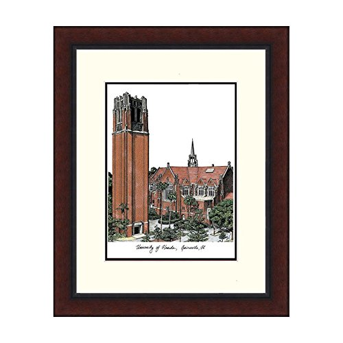 Campus Images NCAA University of Florida The Tower Legacy Alumnus Frame by Campus Images