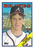 1988 TOPPS TOM GLAVINE RC ROOKIE CARD