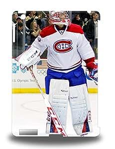 Tpu 3D PC Case For Ipad Air With NHL Montreal Canadiens Carey Price #31 Design ( Custom Picture iPhone 6, iPhone 6 PLUS, iPhone 5, iPhone 5S, iPhone 5C, iPhone 4, iPhone 4S,Galaxy S6,Galaxy S5,Galaxy S4,Galaxy S3,Note 3,iPad Mini-Mini 2,iPad Air )