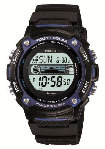 Casio Sports Graph Tough W S210H 1AJF