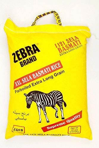 basmati rice zebra - 9