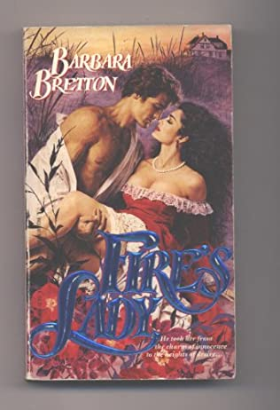 book cover of Fire\'s Lady