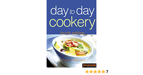 Day To Day Cookery Downes I M Grant Elaine Amazon Com Au Books