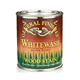 General Finishes Water Based Stain Whitewash Gallon