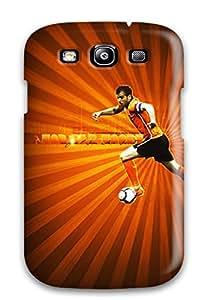 New Rafael Van Der Vaart Tpu Case Cover, Anti-scratch ZippyDoritEduard Phone Case For Galaxy S3
