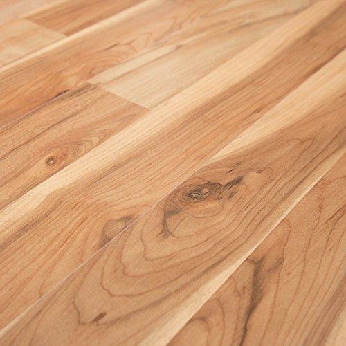 Maple Laminate Floor (Quick-Step Eligna Caramelized Maple 8mm Laminate Flooring U1907 SAMPLE)