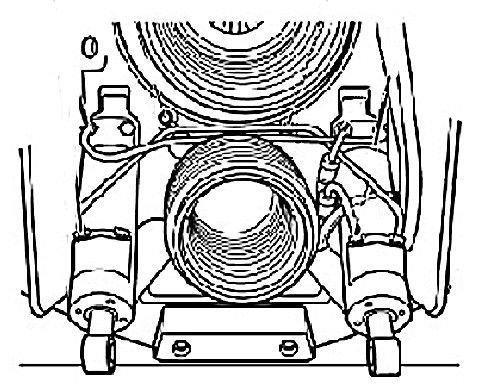 Amazon Com Fivestar Marine Volvo Penta Hydraulic Trim Tilt Cylinder
