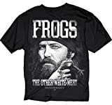 Frogs The Other White Meat Duck Dynasty T-shirt-medium