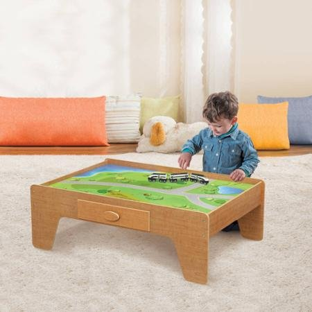 Activity Table with Drawer