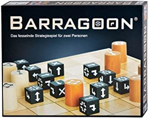 WiWa Spiele 790016 - BARRAGOON - Gewinner MinD-Spielepreis 2016 (...