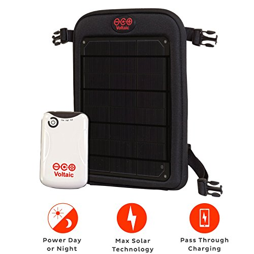 Voltaic Solar Charger - 5