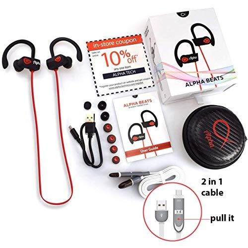 Wireless Headphones - Exclusive 2019 - Best Wireless Earbuds - Workout  Headphones - Sport Headphones - 87203cd6f