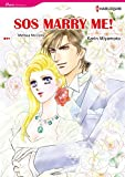 SOS Marry Me! by Melissa McClone front cover