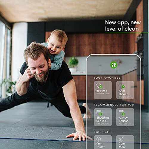 iRobot Braava jet m6 (6012) Ultimate Robot Mop- Wi-Fi Connected, Precision Jet Spray, Smart Mapping, Compatible with Alexa, Ideal for Multiple Rooms, Recharges and Resumes