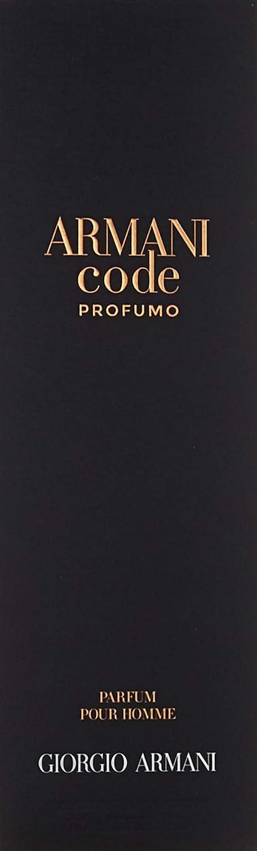 c3643f37c Giorgio Armani Armani Code Profumo for Men, 3.7 oz EDP Spray: Armani Code  Profumo: Amazon.ae
