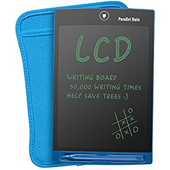 Parallel Halo 8.5-Inch LCD Writing Tablet- Drawing and Writing Board - Useful at the Office - Great Gift for Kids