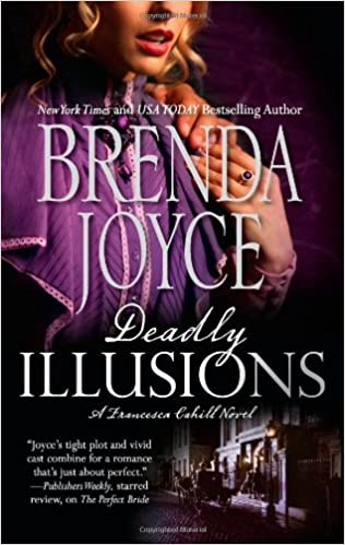 Book Deadly Illusions (Francesca Cahill Novel)