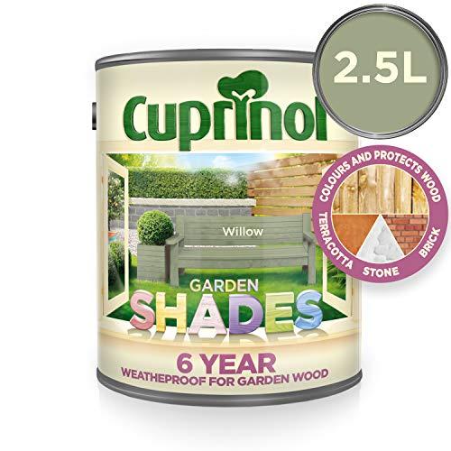 (Cuprinol Garden Shades - Willow (2.5L) by Cuprinol )
