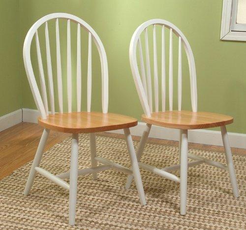 High Arrowback Chair - 8