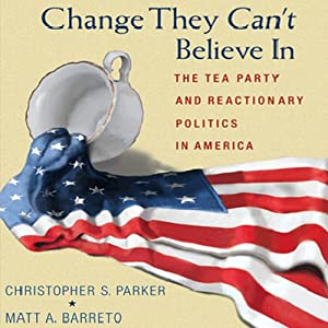 Change They Can't Believe In Audiobook