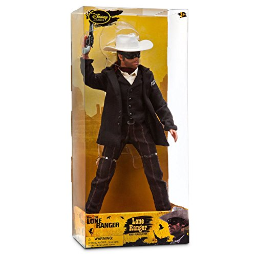 "Disney Lone Ranger 12"" Action Figure"