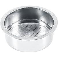 Filtro de café de acero inoxidable, 2 tazas accesorios de la máquina de café con filtro de cesta de filtro no…