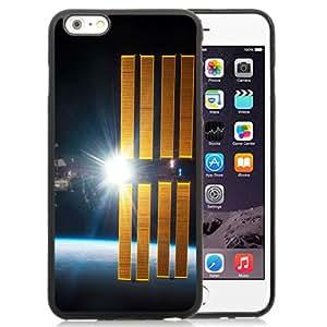 NEW DIY Unique Designed iPhone 6 Plus 5.5 Inch Phone Case For Satellite Solar Panels Phone Case Cover